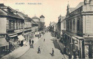 Czech Republic Kladno Královská trida 02.21
