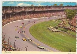 Indianapolis Speedway, Pace Lap, 1980s