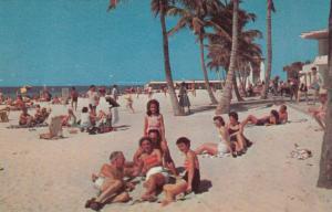 SARASOTA , Florida, 50-60s ; Lido Beach