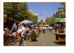 Church Street Market Place, Burlington, Vermont,