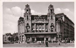 Germany Frankfurt am Main Schumann Theatre Real Photo sk4191