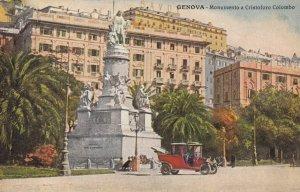 GENOVA , Italy , 00-10s ; Monumento a Cristoforo Colombo