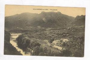 Aerial View of City,Colombieres sur Orb,France 1900-10s