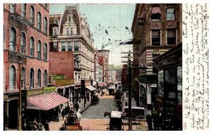 Rhode Island Providence ,  Westminister street