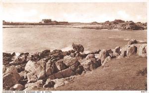 Guernsey Grandes Rocques Bay & Hotel