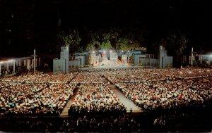 Missouri St Louis Forest Park Municipal Opera 1963