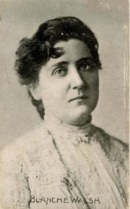 Blanche Walsh, American Actress (Died in 1915)