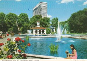 England London Royal Lancaster Hotel & Kensington Gardens