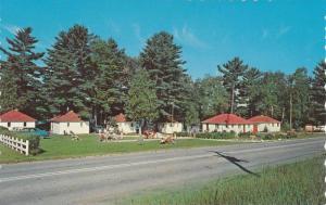 Exterior,  Ruby's Cottage,  Boshkung Lake,  Minden,  Ontario,   Canada,  40-60s