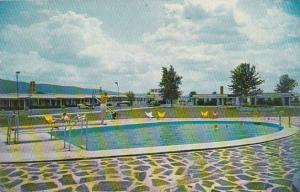 Virginia New Market Return Motel Resort With Pool 1950