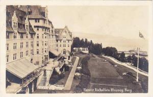 RP: Manoir Richelieu - Murray bay , Quebec , Canada , PU-1947