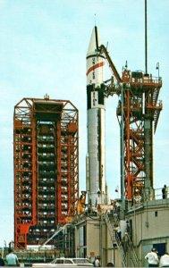 Florida John F Kennedy Space Center Atlas Centaur