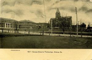 GA - Atlanta. Georgia School of Technology