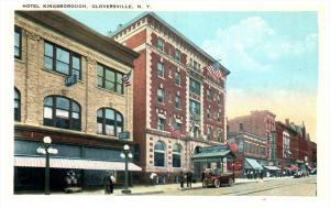 New York  Gloversville   Hotel Kingsboro