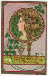 SAINT-PATRICK'S DAY ; Head Portrait , 00-10s