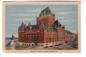 30's Cars, Chateau Frontenac, Closeup, Quebec, PECO