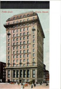 TORONTO, Ontario, Canada; Traders Bank, PU-1907
