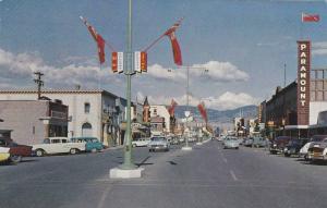 Street View , KELOWNA , B.C. , Canada , 1950-60s