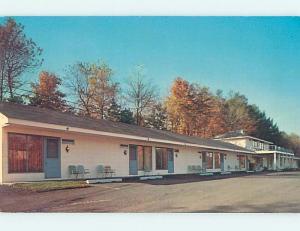 Unused Pre-1980 BLUE RIDGE INN MOTEL East Stroudsburg Pennsylvania PA L0920