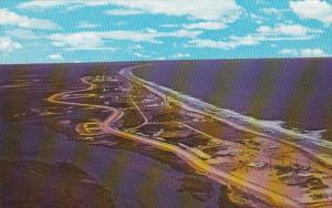 Virginia Wallops Island Aerial View Wallops Station NASA