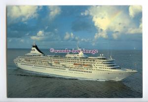 LN1233 - Princess Cruises Liner - Royal Princess , built 1984 - postcard