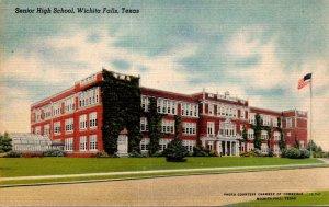 Texas Wichita Falls Senior High School