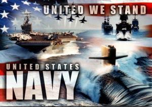 United States Navy United We Stand