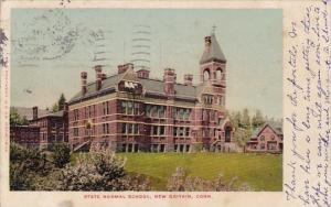 Connecticut New Britain State Normal School 1906