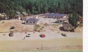 Starlight Gardens Motel,  Aurora,   Ontario,  Canada,  40-60s