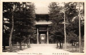 CPA Nandaimon-Gate in Todaiji, Nara JAPAN (725406)