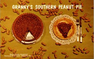 Granny's Southern Peanut Pie - [MX-724]