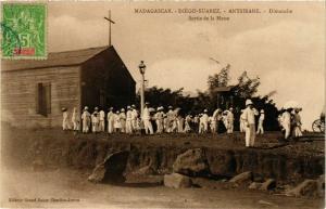 CPA Diego Suarez- Antsirane, Dimanche, MADAGASCAR (819995)