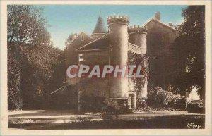 Postcard Old Castle