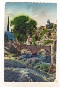RP, Le Stierchen, Luxembourg-Grund, PU-1956