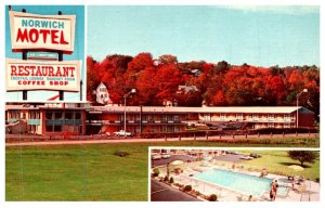 Connecticut Norwich ,  Norwich Motel