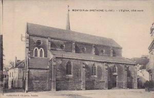L'Eglise, Cote Nord, Montoir-de-Bretagne (Loire Atlantique), France, 1900-1910s
