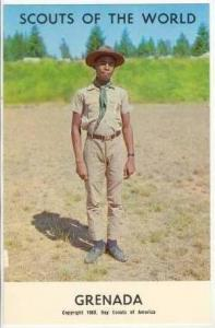 Scouts Of The World, GRENADA, 1968