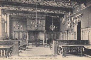 MONS , Belgium , 00-10s ; L'Hotel de Ville , La Salle des Sacquieaux