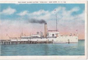 Coast Guard Cutter Pamlico, New Bern NC