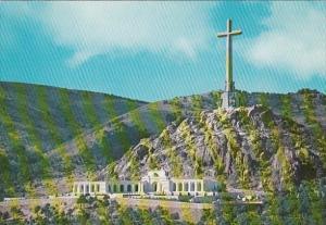 Spain Santa Cruz Del Valle De Los Caidos Entrada a la Basilica