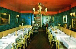 New York City Leonardo Da Vinci Italian Restaurant