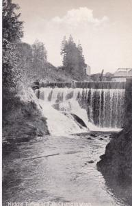 OLYMPIA, Washington, 00-10s; Middle Turnwater Falls