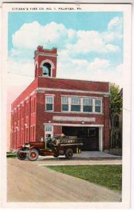 Citizen's Fire Co. No.1, Palmyra PA