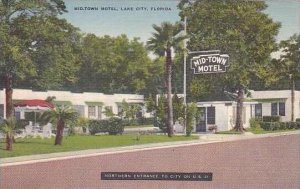 Florida Lake City Mid Town Motel