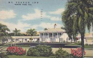 Florida Winter Park The Mt Vernon Inn