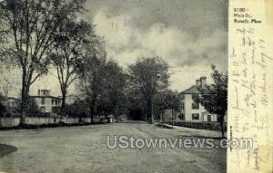 Beverly, Massachusetts, MA Beverly MA 1909