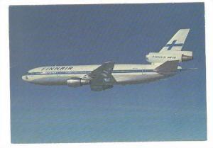 FINNAIR DC-10 Airplane , 70-90s