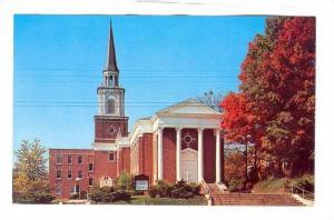 First Batist Church, Greensville, Tennessee, 40-60s