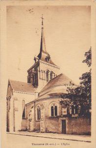 France Thouarce L'Eglise