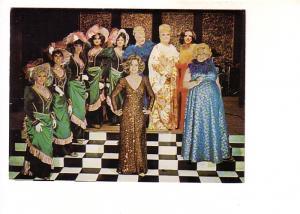 Finocchio's, Group of Female Impersonators, San Francisco California